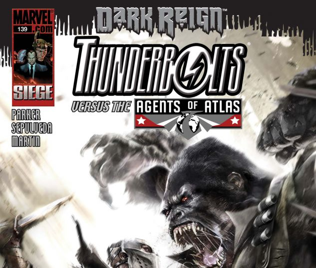 THUNDERBOLTS (2006) #139