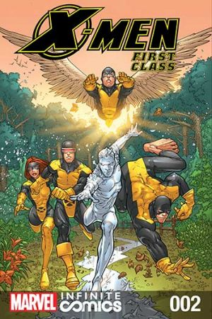 X-Men: First Class (2019) #2