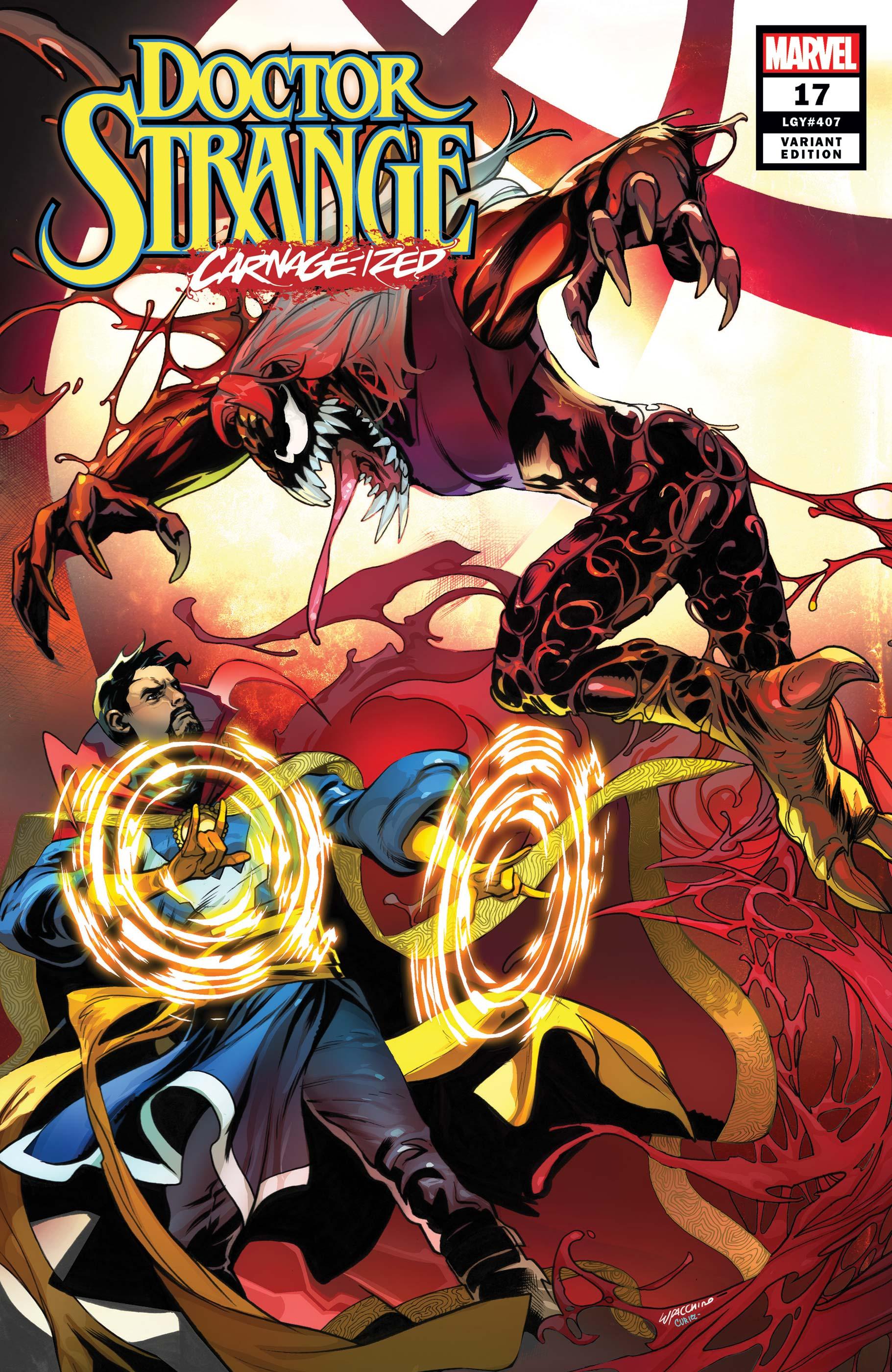 Doctor Strange (2018) #17 (Variant)