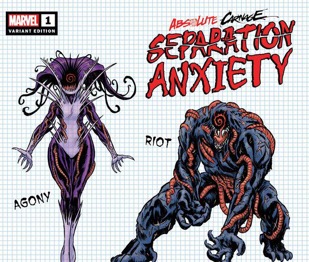 ABSOLUTE CARNAGE: SEPARATION ANXIETY 1 LEVEL DESIGN VARIANT #1