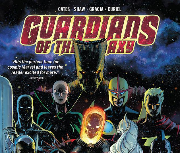 GUARDIANS OF THE GALAXY VOL. 1: THE FINAL GAUNTLET TPB #0