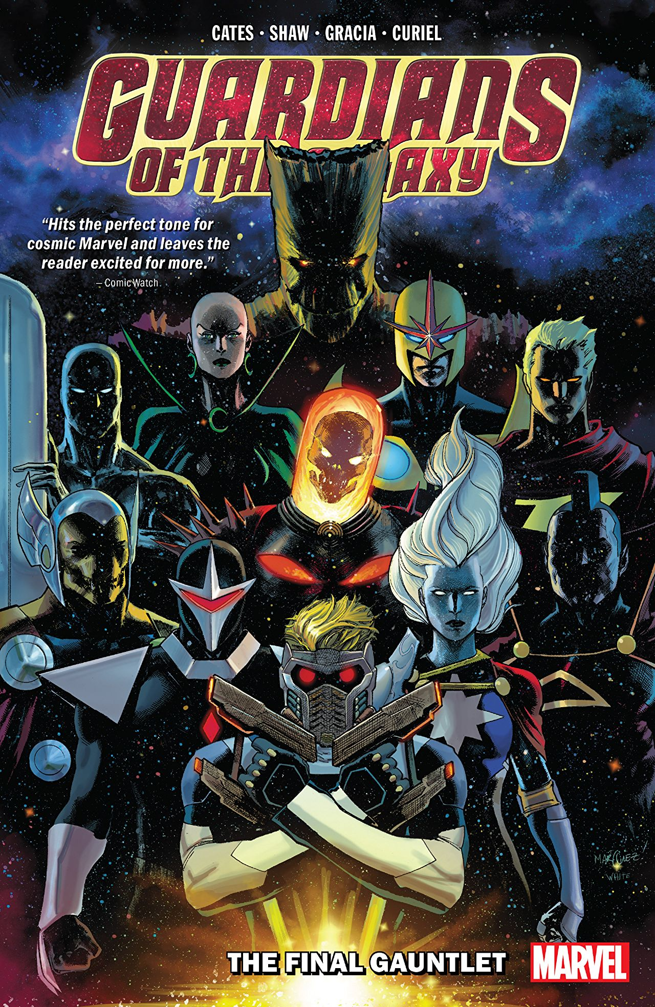Guardians Of The Galaxy Vol. 1: The Final Gauntlet (Trade Paperback)