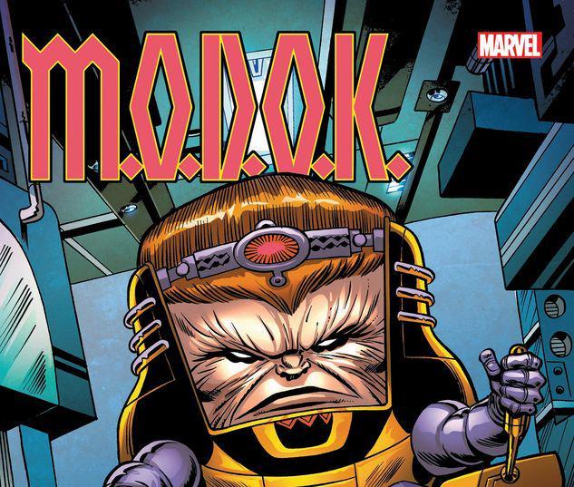 M.O.D.O.K.: HEAD TRIPS TPB #1