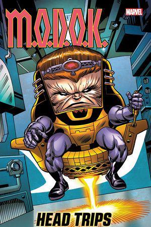 M.O.D.O.K.: Head Trips (Trade Paperback)