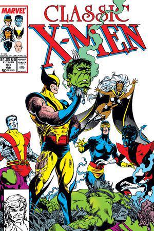 Classic X-Men #30