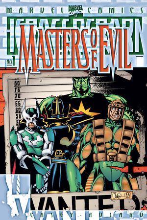 Heroes Reborn: Masters of Evil (2000) #1