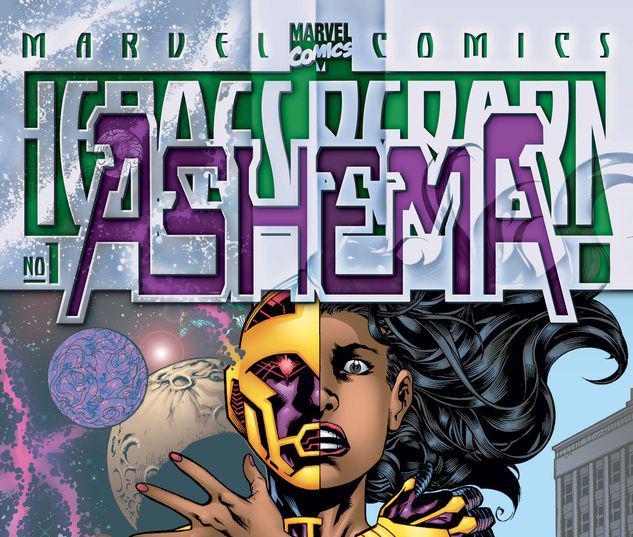 HEROES REBORN ASHEMA 1 #1