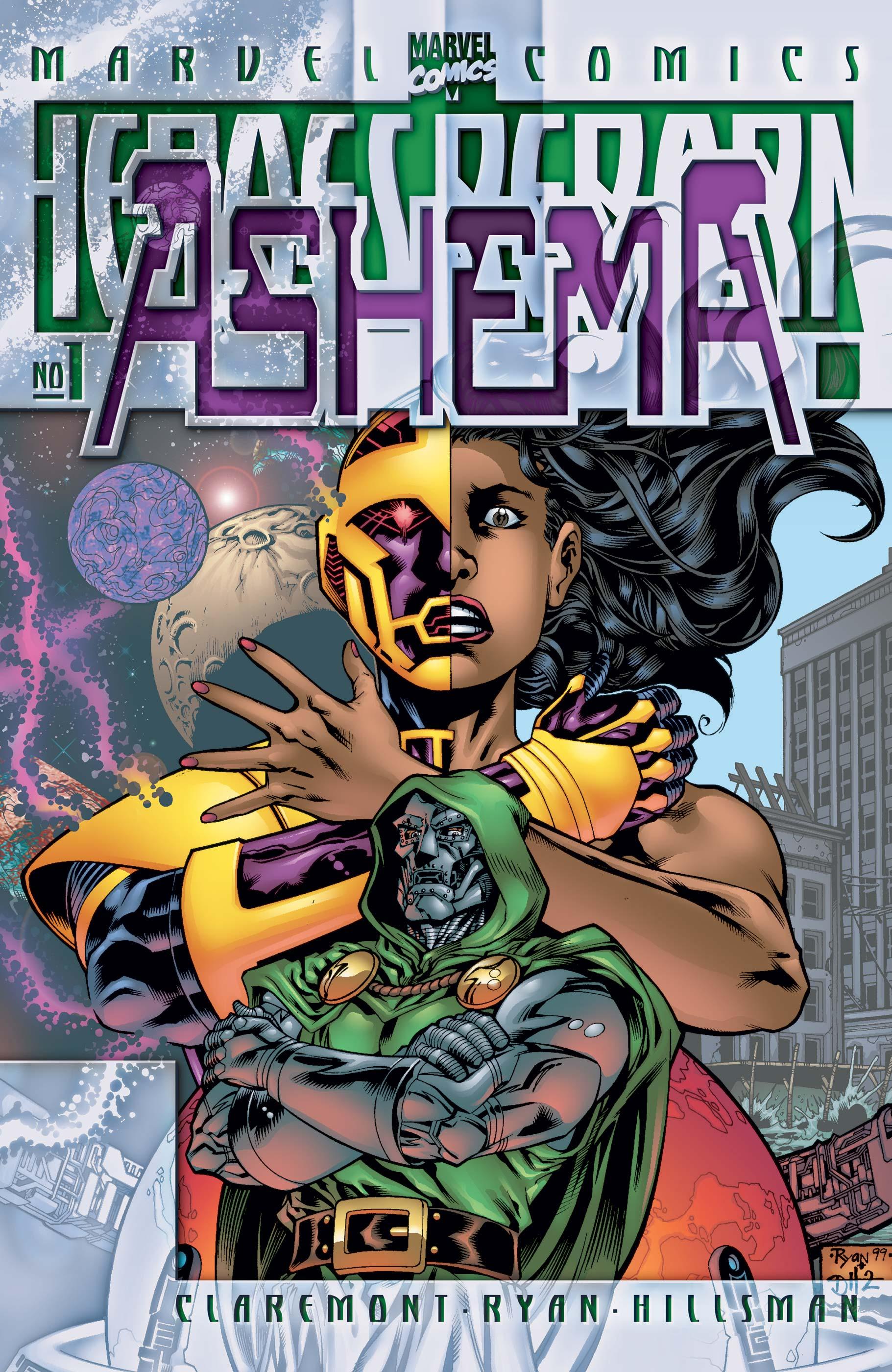 Heroes Reborn: Ashema (2000) #1