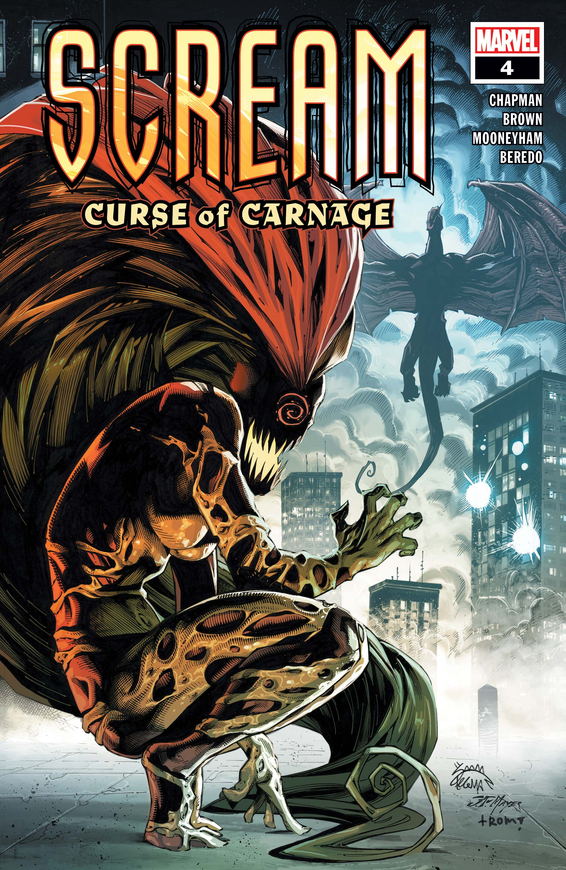 Scream: Curse of Carnage (2019) #4