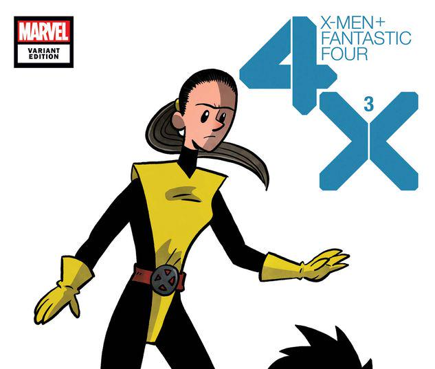 X-Men/Fantastic Four #3