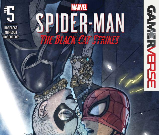 Marvel's Spider-Man: The Black Cat Strikes #5