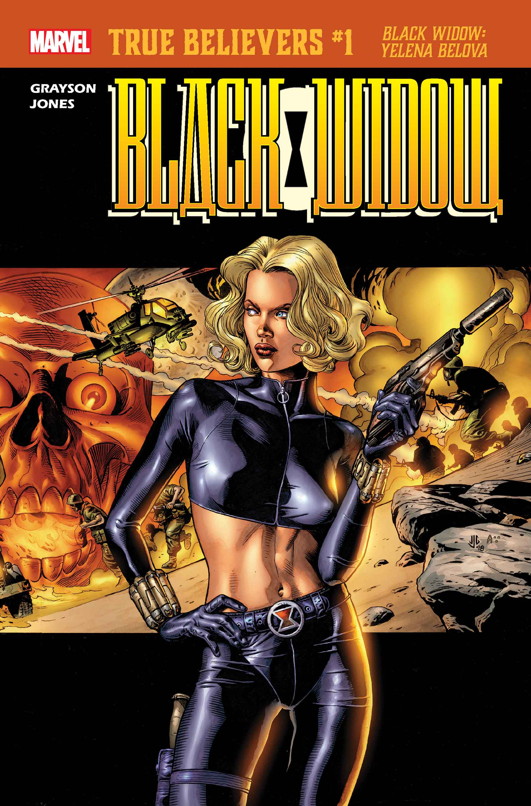 True Believers: Black Widow - Yelena Belova (2020) #1