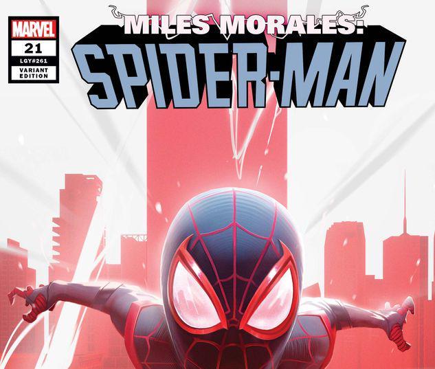 Miles Morales: Spider-Man #21