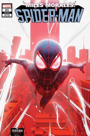 Miles Morales: Spider-Man #21  (Variant)