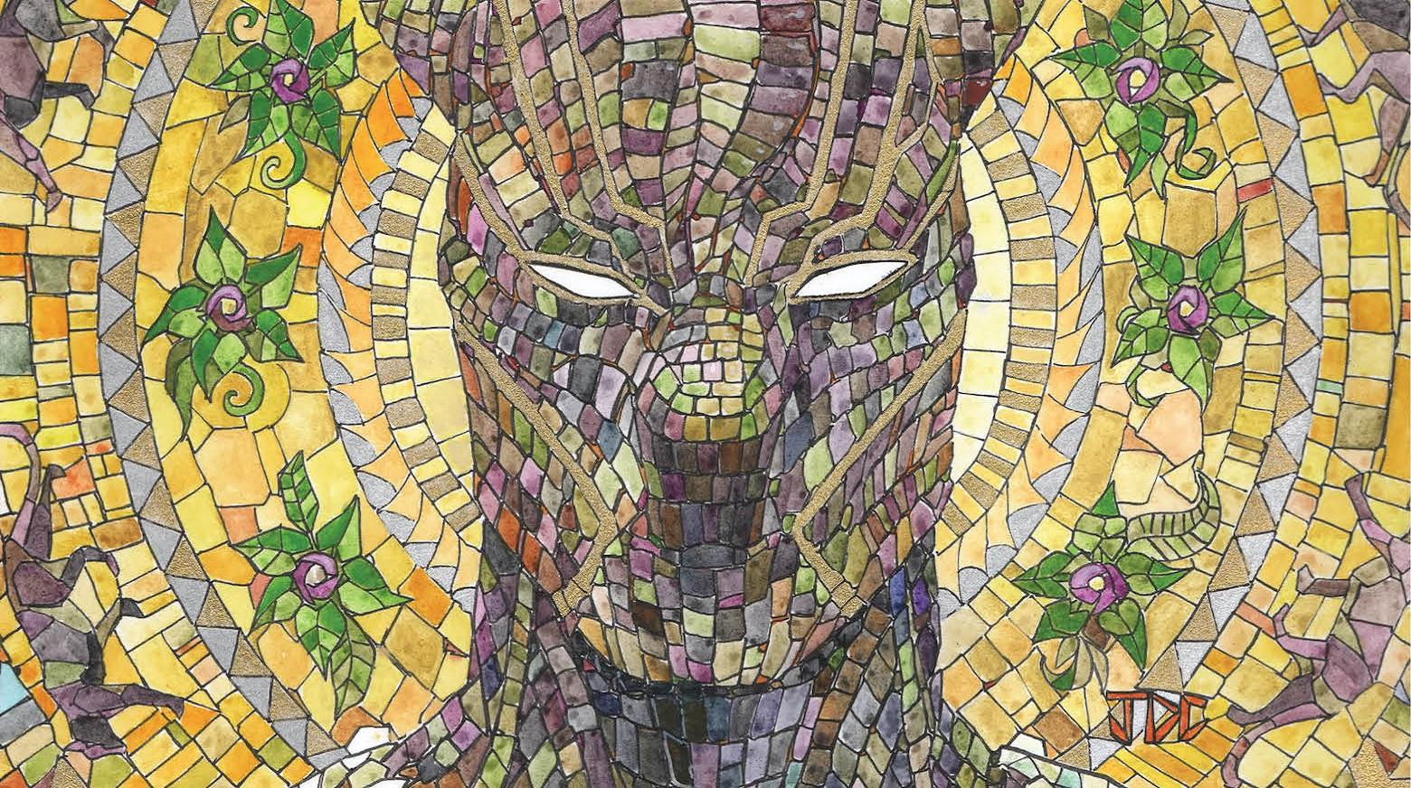 'Black Panther' #25