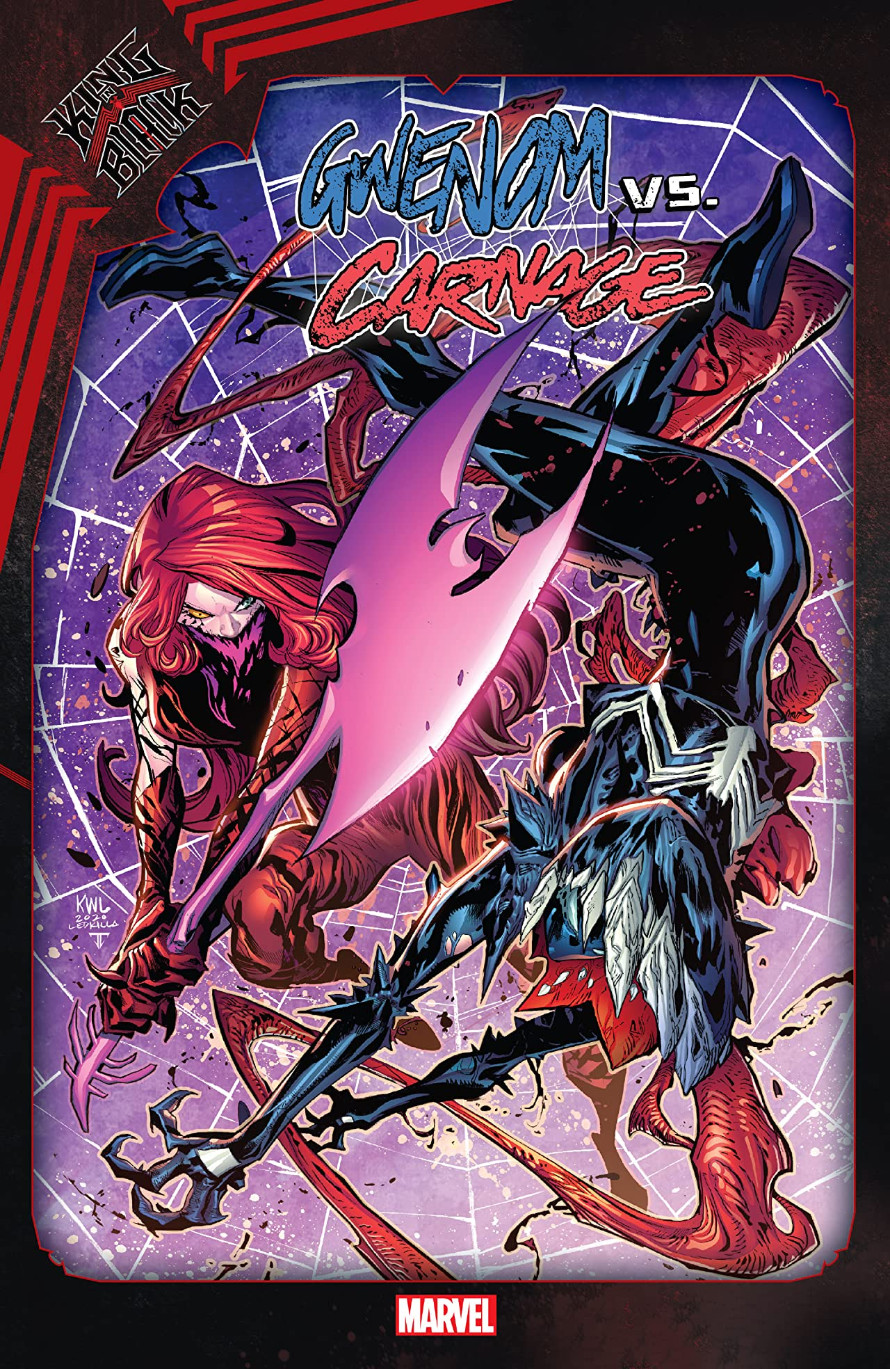 King In Black: Gwenom Vs. Carnage (Trade Paperback)