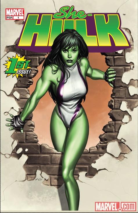 She-Hulk (2004) #1