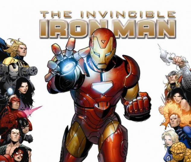 INVINCIBLE IRON MAN #16 (70TH FRAME VARIANT)