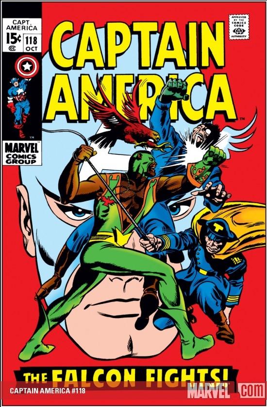 Captain America (1968) #118