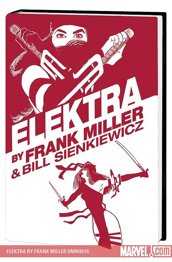 Elektra by Frank Miller Omnibus (Hardcover)