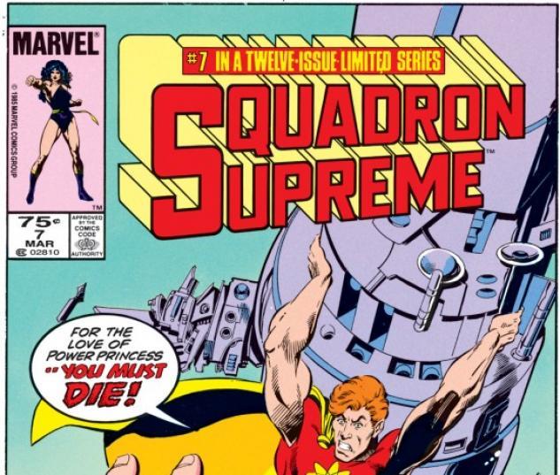 Squadron Supreme #7