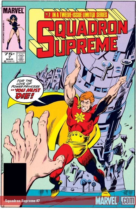 Squadron Supreme (1985) #7