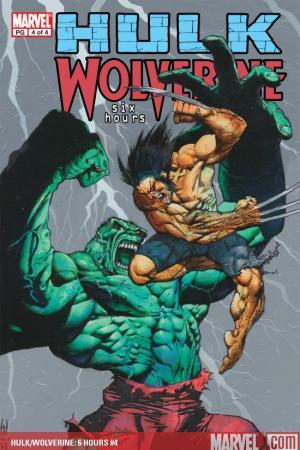 Hulk/Wolverine: 6 Hours (Trade Paperback)