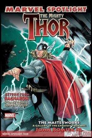 Marvel Spotlight (2005) #21