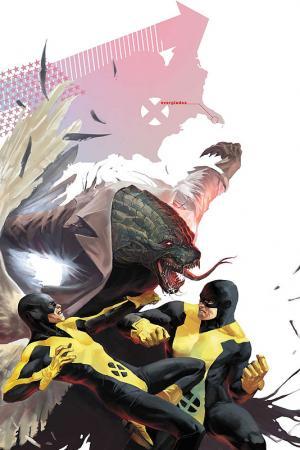 X-Men: First Class (2006) #2