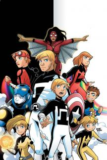 Avengers and Power Pack Assemble! #4