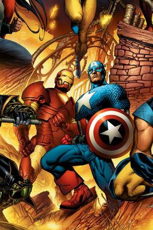 New Avengers (2004) #6 (BRYAN HITCH VARIANT)