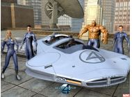 Fantastic Four: Rise of the Silver Surfer: Group Shot