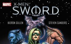 X-Men: S.W.O.R.D.: No Time to Breathe (Trade Paperback)