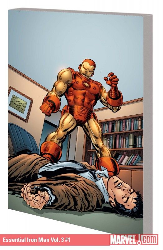 Essential Iron Man Vol. 3 (2010)