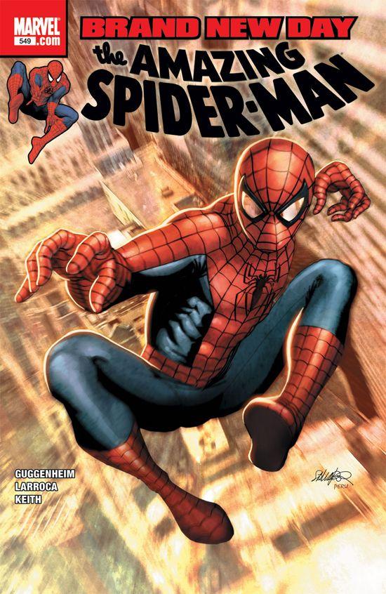Amazing Spider-Man (1999) #549