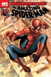 Amazing Spider-Man (1999) #549