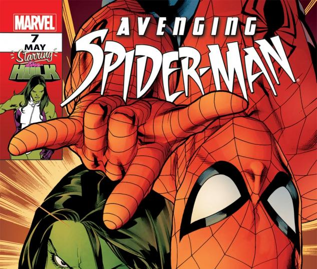 Avenging Spider-Man (2011) #7