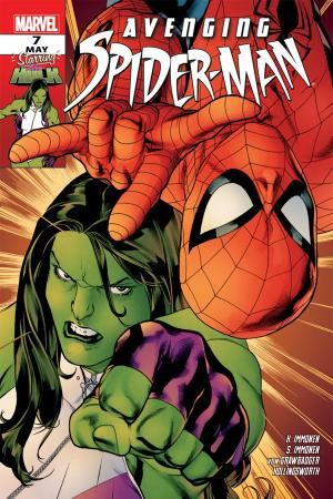 Avenging Spider-Man #7
