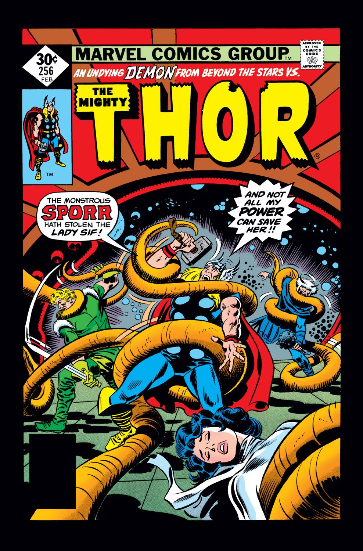 Thor (1966) #256