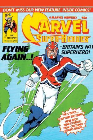 Marvel Super-Heroes (1967) #377