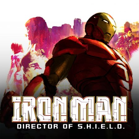 Iron Man: Director of S.H.I.E.L.D. (2007)