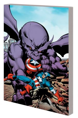 ESSENTIAL CAPTAIN AMERICA VOL. 7 TPB (Trade Paperback)