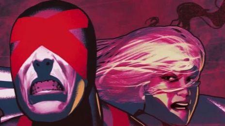 Marvel AR: Uncanny X-Men #9 Cover Recap