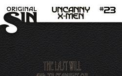 UNCANNY X-MEN 23 (SIN, WITH DIGITAL CODE)