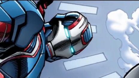 Marvel AR: Iron Man #21 Cover Recap