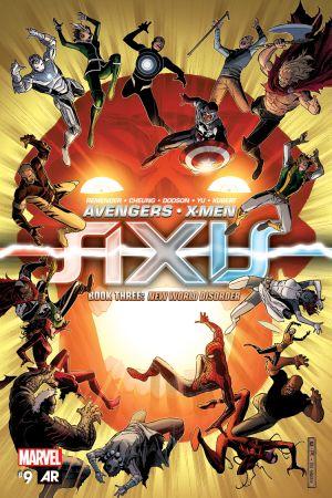 Avengers & X-Men: Axis (2014) #9