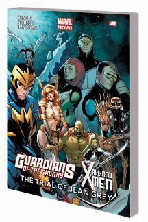 Guardians of the Galaxy (Trade Paperback)