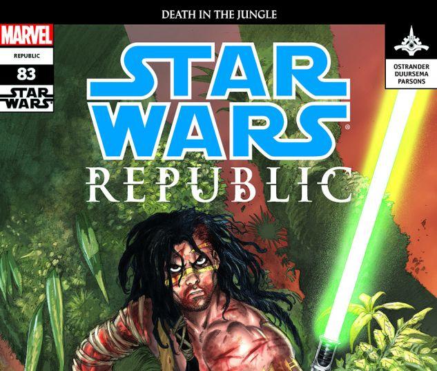 Star Wars: Republic (2002) #83