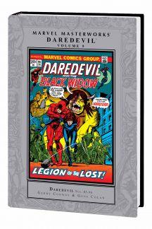 Marvel Masterworks: Daredevil Vol. 9 (Hardcover)