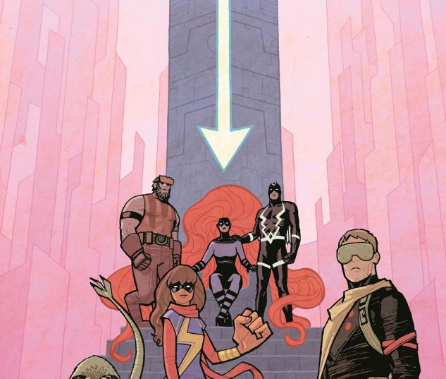 All-New, All-Different Avengers #1 variant art by Cliff Chiang